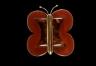 Brosche Galalith Auguste Bonaz 1930 : 245,00 €